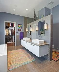 le tapis de bain un accessoire moderne et pratique With tapis de salle de bain original