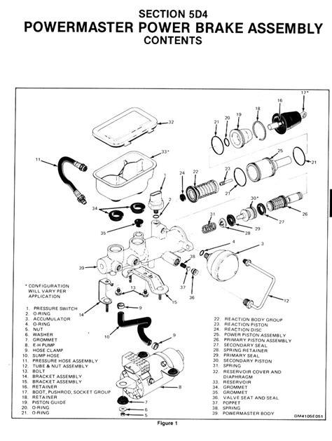 Buick Grand National Type Regal Powermaster Diagram