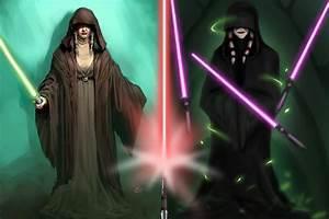 Legacy of Kreia (Darth Traya) - Star Wars KotOR II TSL OST ...