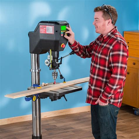 nova voyager dvr drill press rockler woodworking