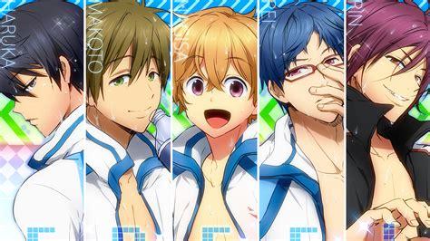 Anime Wallpaper For Laptop Free - the gallery for gt free iwatobi swim club makoto