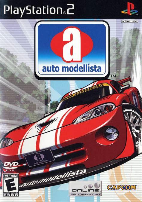 neko random    video games auto modellista ps