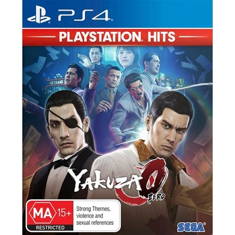 yakuza  eb games australia
