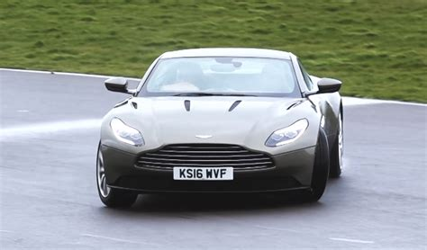chris harris reviews  aston martin db  top gear