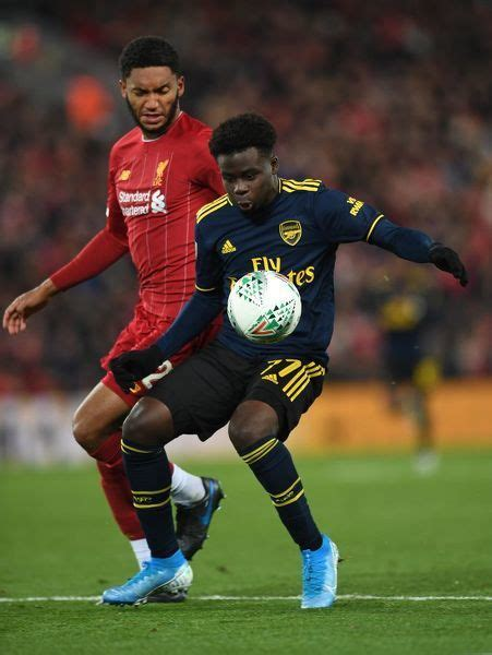 Liverpool FC v Arsenal FC Carabao Cup Round of 16 #19605466