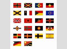 German Flag Proposals 1948 by Kristo1594 on DeviantArt