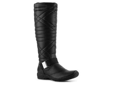 naturalizer rayne snow boot dsw