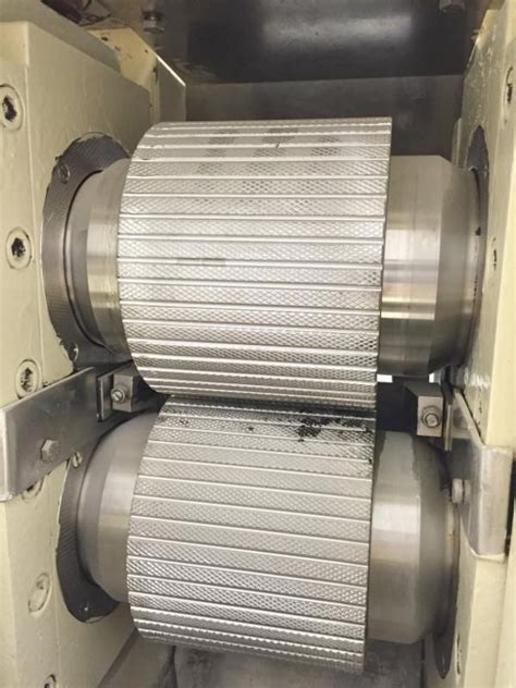 alexanderwerk wpx chilsonator roller compactor