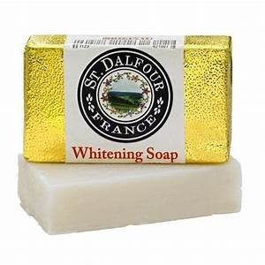 St Dalfour Gold Foil Glutathione Whitening Soap by St ...