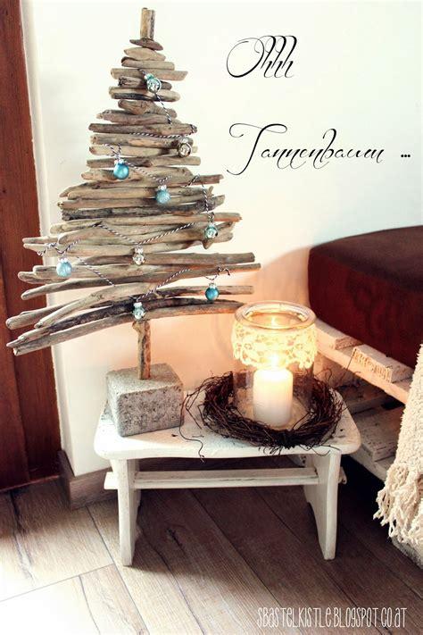 weihnachtsbaum aus schwemmholz s bastelkistle ohhh tannenbaum