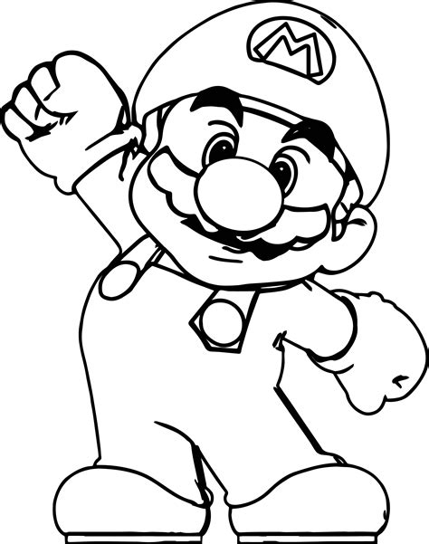 Mario Odyssey Coloring Pages Mario Kart Coloring Pages