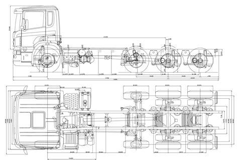 scania p380 db 8x4 hnb heavy truck blueprints free outlines scania p380 db 8x4 hnb heavy truck blueprints free outlines