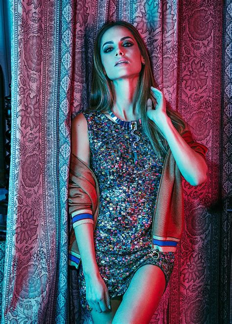 Ariadne Artiles Poses in Glamorous Party Looks for Woman ...