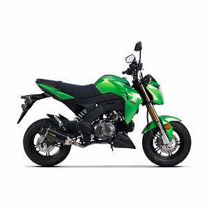 Kawasaki Z 125 : two brothers racing tarmac full exhaust system for kawasaki z125 pro carbon fiber ~ Medecine-chirurgie-esthetiques.com Avis de Voitures