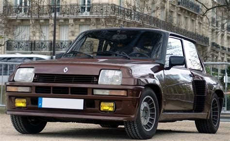 renault 5 turbo renault 5 turbo 2 only cars and cars
