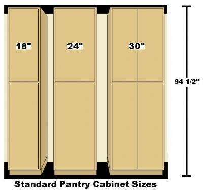 kitchen pantry cabinet sizes kitchen pantry cabinet dimensions with kitchen cabinets 5469