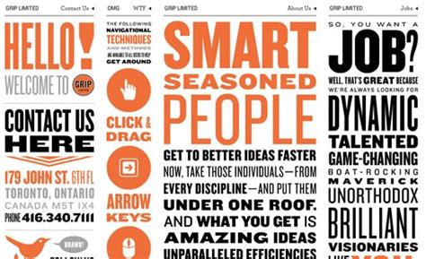 15 beautiful and classy headline designs design shack