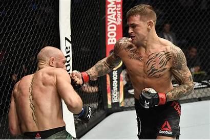Mcgregor Dustin Poirier Conor Ufc Fight Knockout