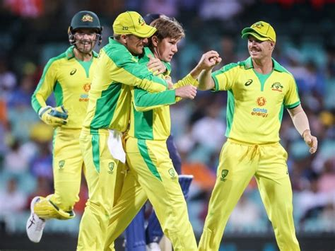 India vs Australia 1st ODI Series Match Highlights ...