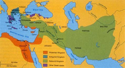 kingdoms  alexander  great hellenistic empire