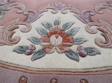 kangshi bei  aubusson tapis chinois