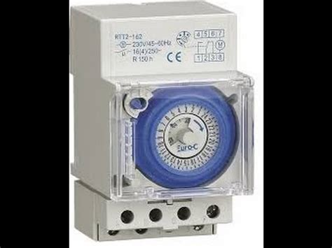 Tamil Hrs Timer Switch Connection Diagram New