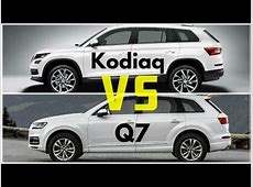 Škoda Kodiak Vs Audi Q7 – video na Freesk