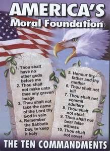 America's Moral Foundation