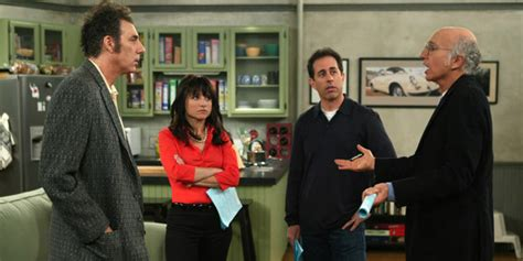 Watch The 'seinfeld' Reunion From 'curb Your Enthusiasm
