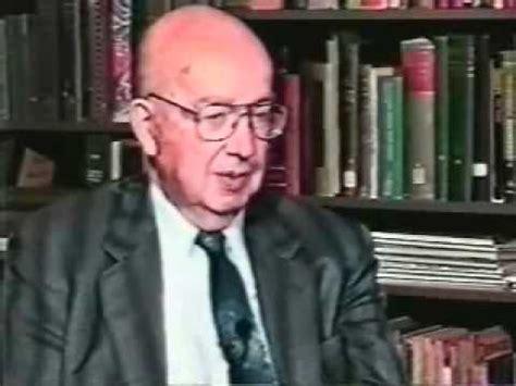 University California President Clark Kerr During The