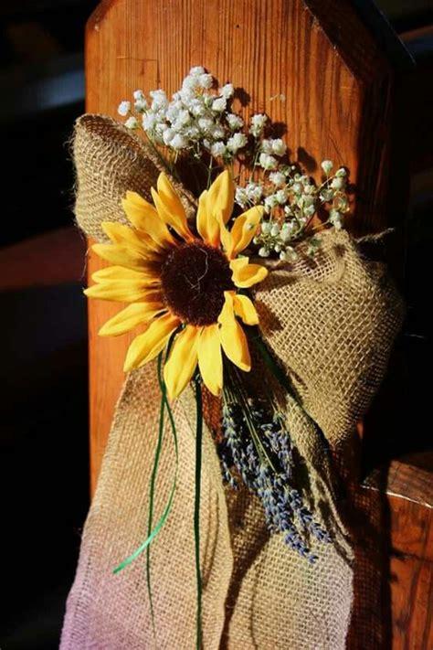 sunflower wedding images  pinterest