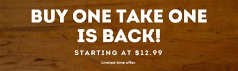 olive garden buy one get one olive garden buy one get one free promotion