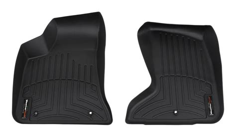 weathertech floor mats chrysler 300 2016 chrysler 300c weathertech front auto floor mats black