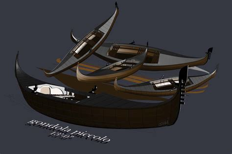 Wooden Boat Gondola Plans by Simple Gondola Plans