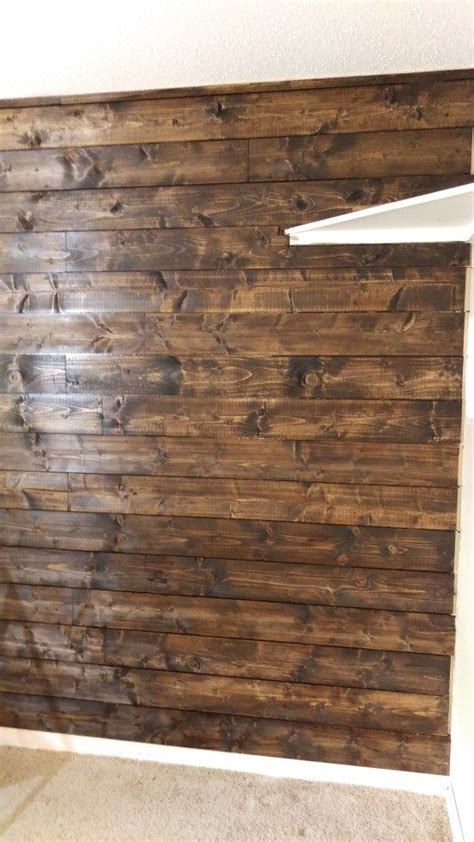 Stained Shiplap by The 25 Best Stained Shiplap Ideas On Wood