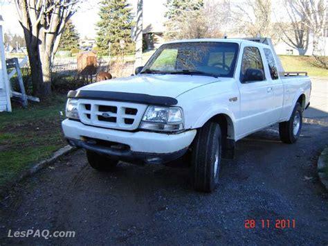 camion a vendre ford ranger xlt v 233 hicules vans motoris 233 s camions lespaq