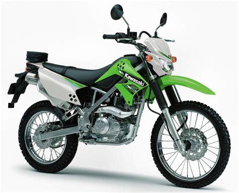 Kawasaki Klx 125 by Kawasaki Klx 125 2013 Fiche Moto Motoplanete