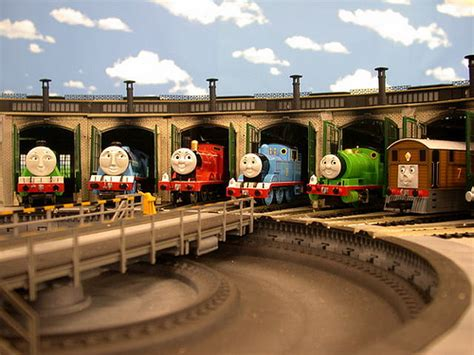 The Tidmouth Sheds by Tidmouth Shed Flickr Photo