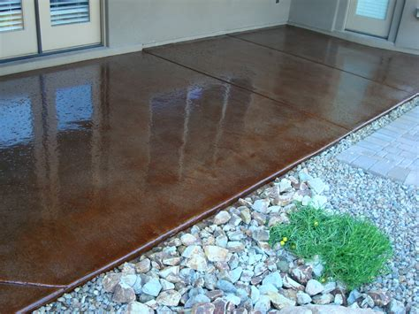 type  flooring   outdoor patio epoxy