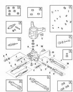 580752921 Replacement Parts  Pump Breakdown  Repair Kits