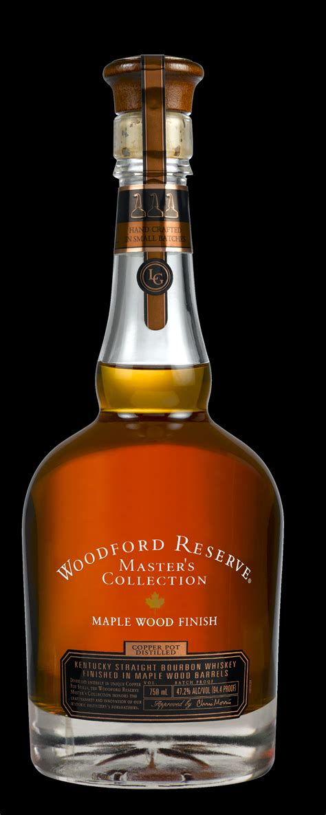 review woodford reserve maple wood finish bourbon