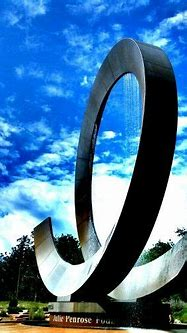 Water ring | Water rings, Archway, Sculpture