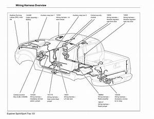 2003 Ford Explorer Wiring Harness  Ford  Auto Wiring Diagram
