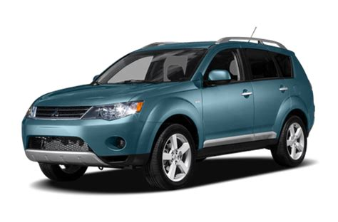 2007 Mitsubishi Outlander Expert Reviews, Specs And Photos