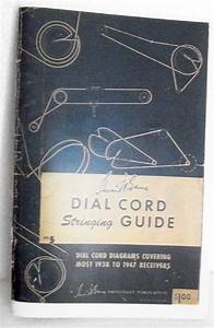 Book  Dial Cord Stringing Guide  Vol  5 - For Sale