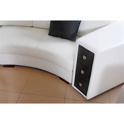 canape d angle rond canapé d 39 angle design rond reno fauteuil table 2 690 00