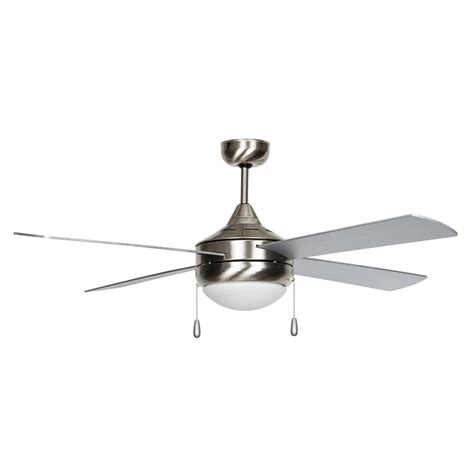 where can i buy a fan hton bay vercelli 52 in indoor brushed steel ceiling