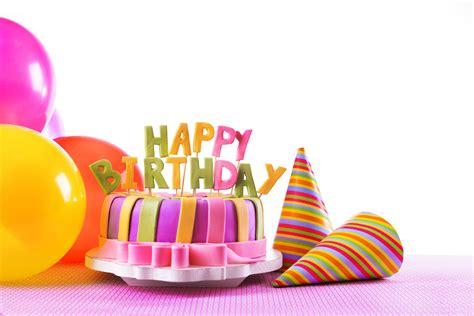 Happy Birthday On Cake Hd Wallpaper  Hd Wallpapers