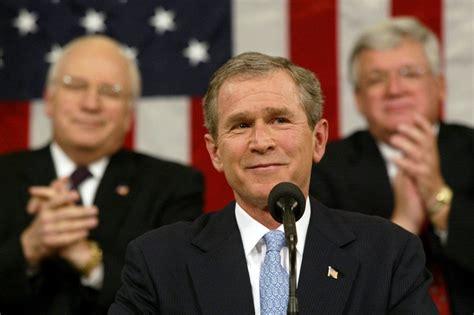 president bush cites axis  evil jan   politico