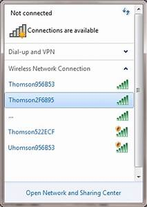 Connecting Windows 7 to a Wireless Network